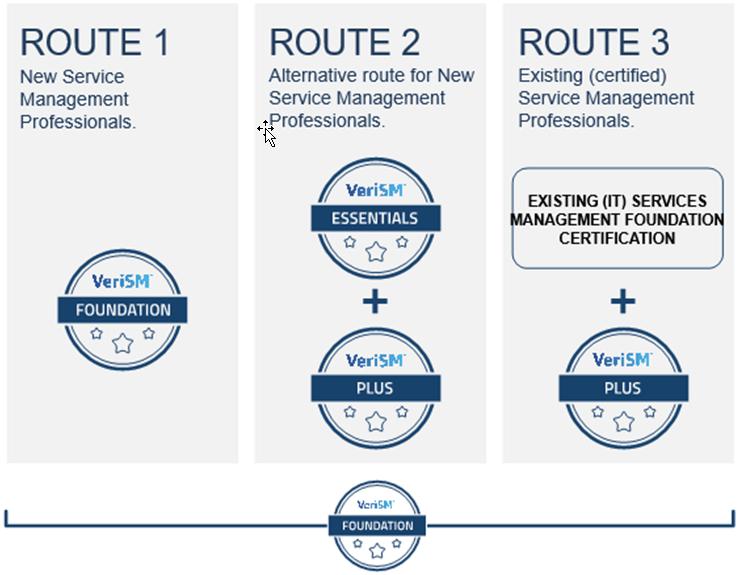 VeriSM Foundation Routes