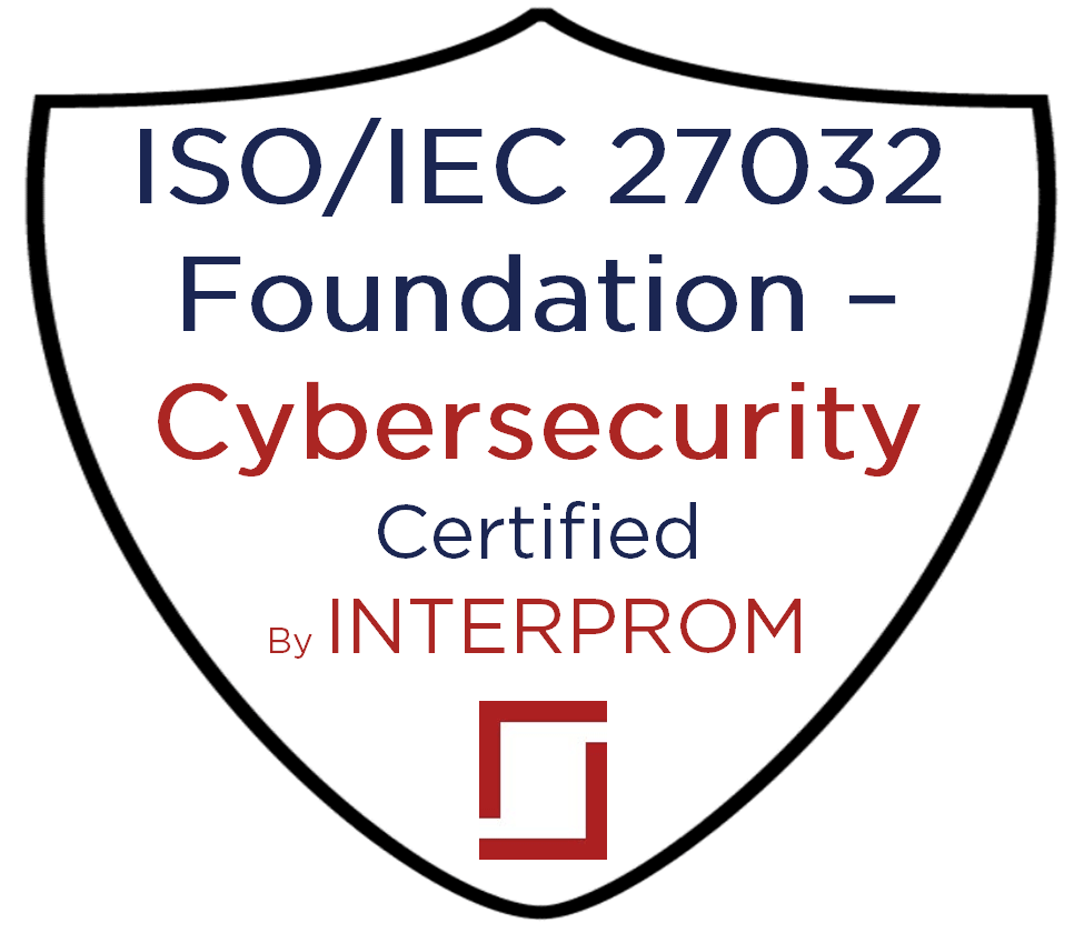 ISO/IEC 27032 Foundation - Cybersecurity