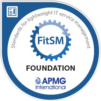 FitSM Foundation Certification Training