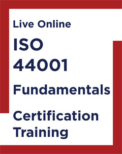 ISO 44001 Fundamentals Training