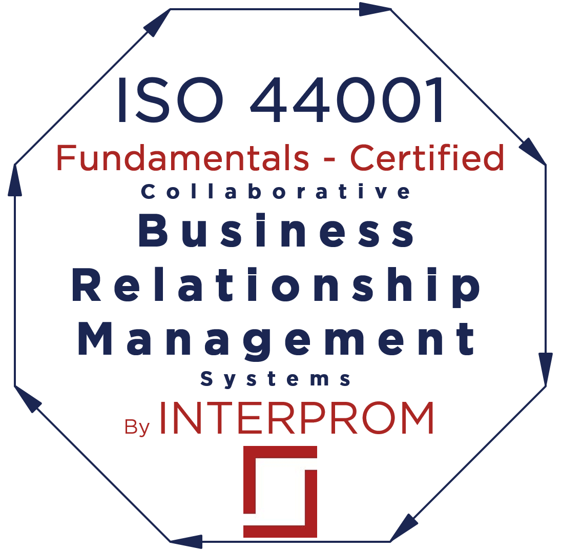 ISO 44001 Fundamentals – Collaborative BRM