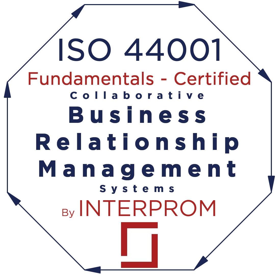 ISO 44001 Fundamentals – Collaborative BRM