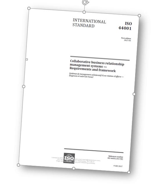 ISO 44001 Standard