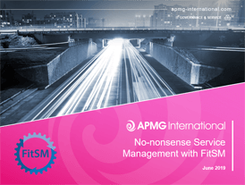 No-Nonsense Service Management with FitSM