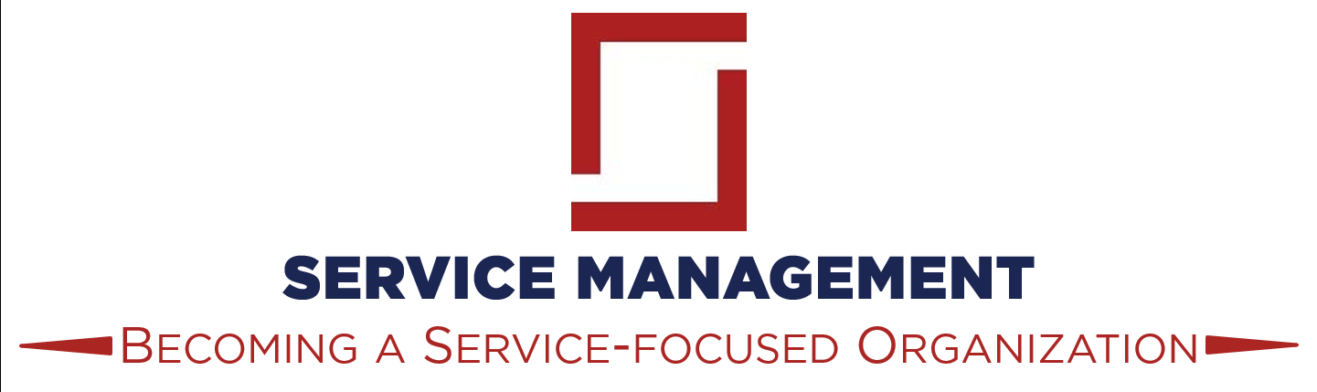 Becoming a Service-Focused Organization workshop