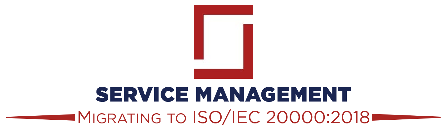 Migrating to ISO/IEC 20000-1:2018