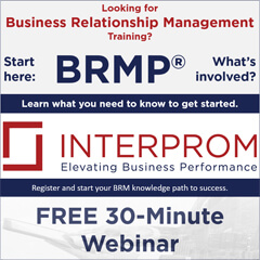 BRMP - What is Involved