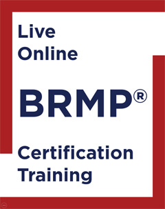 Live Online BRMP Certification Training