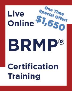 Live Online BRMP - Special Offer