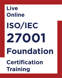 Live Online ISO IEC 27001 Foundation Certification Training