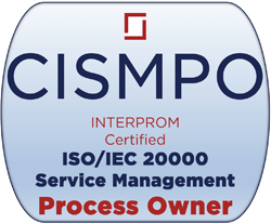 ISO IEC 20000 Process Owner Certification Training