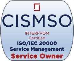 ISO IEC 20000 Service Owner Certification Training