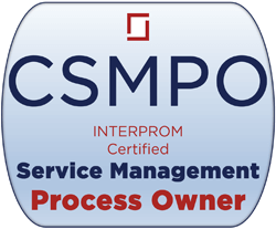 Certified Service Management Process Owner