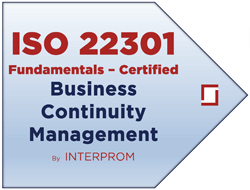 ISO 22301 Fundamentals Certification Training