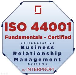 ISO 44001 Fundamentals Certification Training