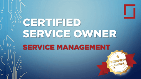 Service Owner Certification Training