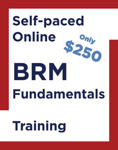 BRM Fundamentals Self-Paced Online by INTERPROM