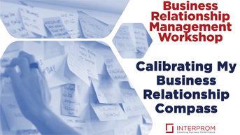 Calibrating My Business Relationship Compass workshop
