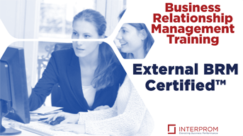 Business Relationship Management Training - External BRM Certified