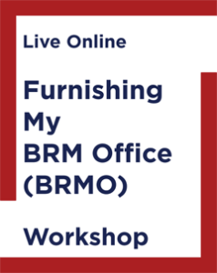 Furnishing My BRM Office (BRMO) Workshop