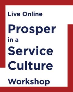 Proper in a Service Culture Workshop