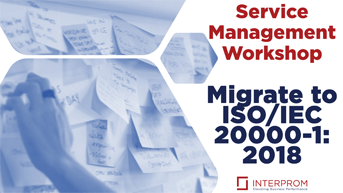 Migrating to ISO/IEC 20000-1:2018 workshop