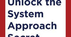 Unlock the System Approach Secret Workshop