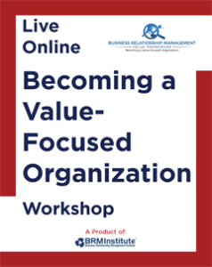Becoming a Value-Focused Organization Workshop - BVFO