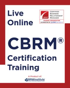 CBRM Certification Training Course