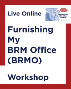 Furnishing My BRM Office (BRMO)