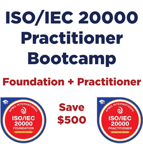 ISO IEC 20000 Practitioner Bootcamp Training